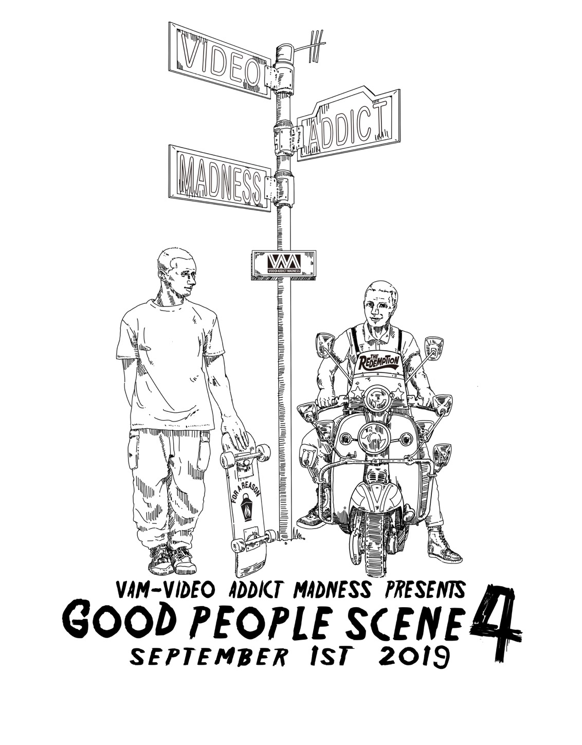 GOOD PEOPLE SCENE 4